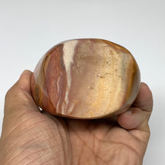 "514g, 4""x 2.9""x2"" Natural Polychrome Jasper Freeform @Madagascar, B2498"