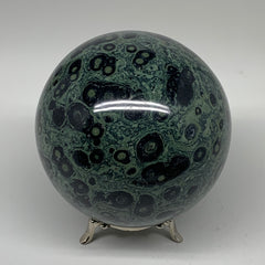 "2082g, 4.3""Natural Kambaba Jasper Sphere Ball Reiki Collection @Madagascar,B6344"