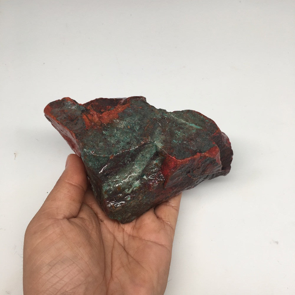"786g, 5.4""x4""x2.2"" Rough Sonora Sunset Chrysocolla Cuprite from Mexico,SR43 - watangem.com"