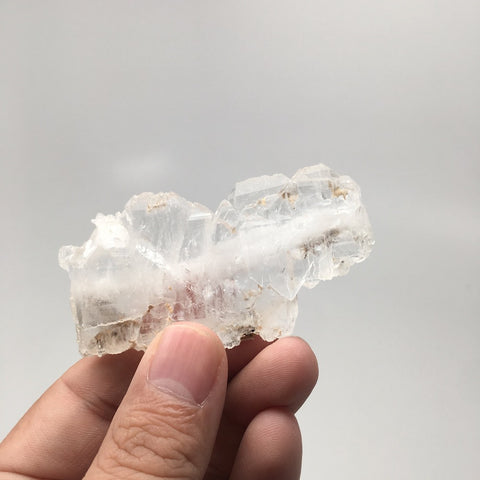 37.7 Grams NATURAL FADEN QUARTZ CRYSTAL, Natural Terminations @Pakistan, FC82 - watangem.com
