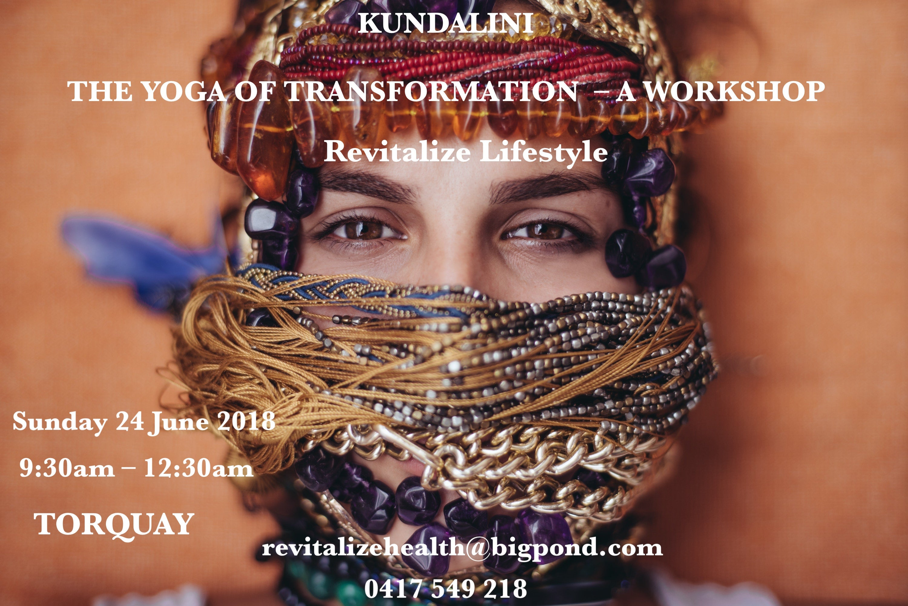 Kundalini - A Yoga of Transformation Retreat