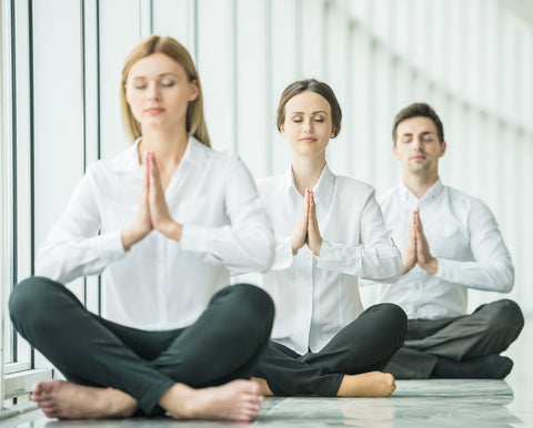 Mindfulness in May Meditation & Gentle Movement Session