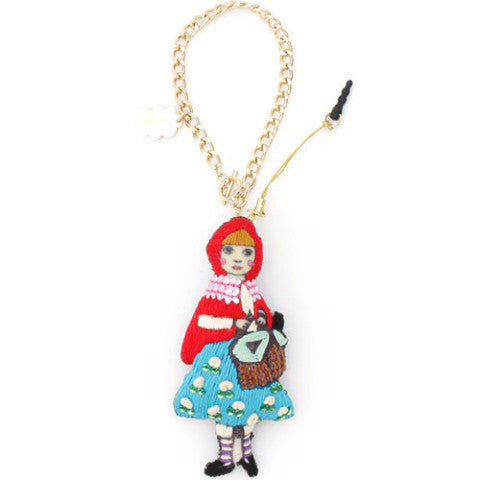 Keychain Little Red
