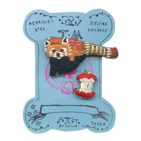 Badge Raccoon