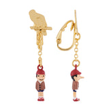 N2 - AHIL102 PINOCCHIO THE PUPPET EARRINGS