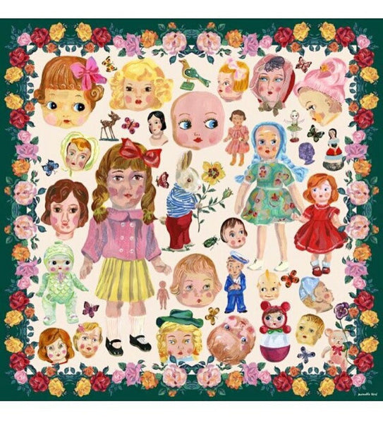 NL - My Dolls Collection Scarf