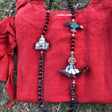 Necklace Aladdin & Flying Carpet