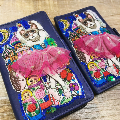 Phone Case ballerina (Pre-order only)