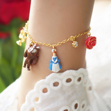 N2 - AIBE203 MULTI ELEMENTS OF THE BEAUTY AND THE BEAST BRACELET