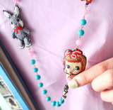 TM - OG2835 Necklace Doll & Rabbit