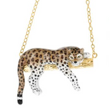 NB - U010 Necklace Leopard