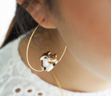 NB - J227 Bambi earrings