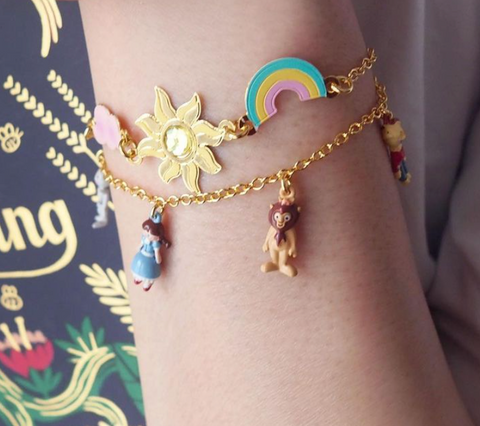 N2 - ANOZ202 The Wizard of Oz Bracelet