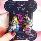 TM - OG2937 MR Alice Adventure Earring