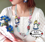 TM - OG2935 MR Alice Adventure Necklace Long