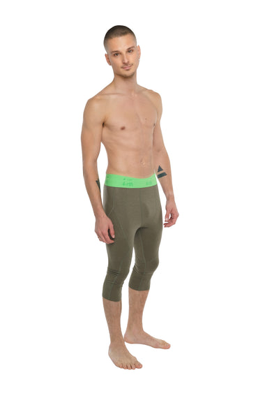 Cuffed Yoga Short (Charcoal)