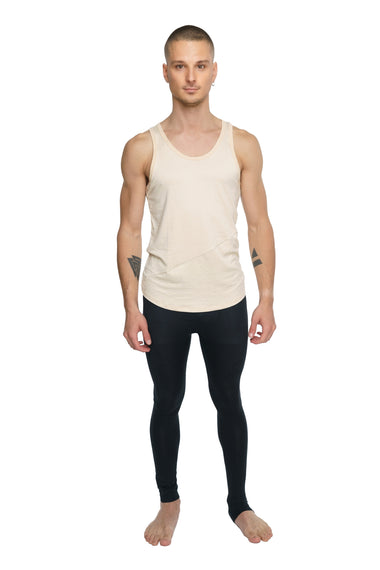 The Perfect Tank (Sand Beige) Mens Tanks 4-rth