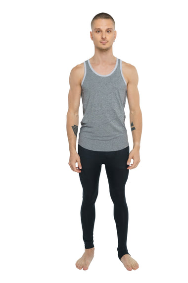 The Perfect Tank (Steel Heather) Mens Tanks 4-rth