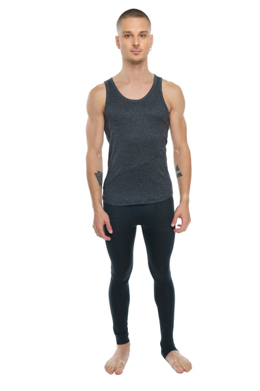 The Perfect Tank (Charcoal Heather) Mens Tanks 4-rth