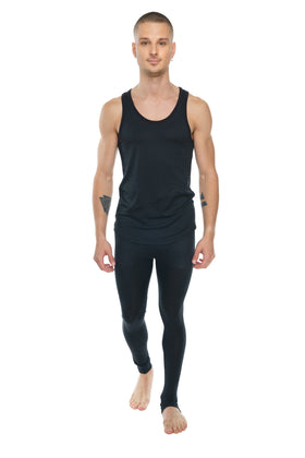 The Perfect Tank (Black Carbon) Mens Tanks 4-rth