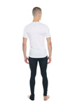 Perfect Pocket Crew-Neck Tee (Arctic White)