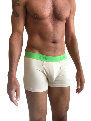 Zen Boxer Brief (Sand Beige)