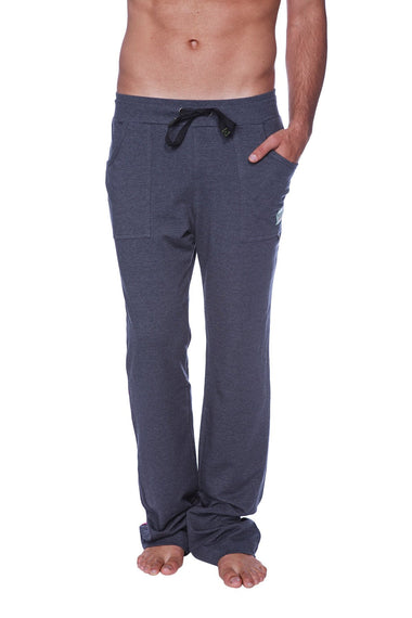Eco-Track Pant (Charcoal w/Berry) Mens Pants 4-rth