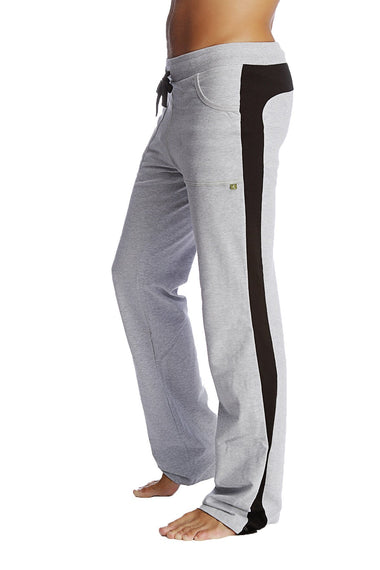 Eco-Track Pant (Heather Grey w/Black) Mens Pants 4-rth