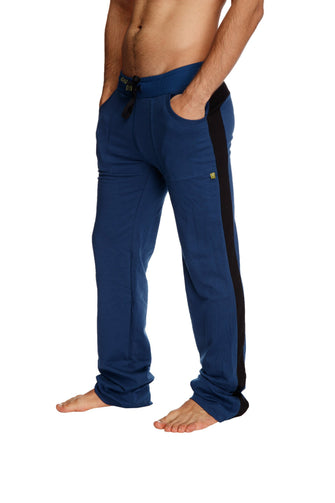 Eco-Track Pant (Royal Blue w/Black) Mens Pants 4-rth
