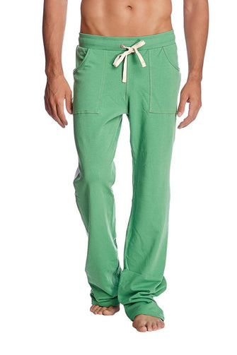 Eco-Track Pant (Solid Bamboo Green) Mens Pants 4-rth