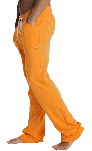 Eco-Track Pant (Sun Orange) Mens Pants 4-rth