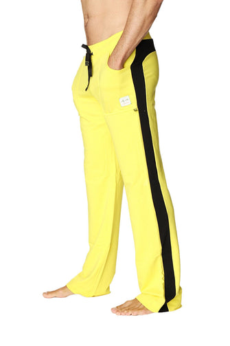 Eco-Track Pant (Yellow w/Black) Mens Pants 4-rth