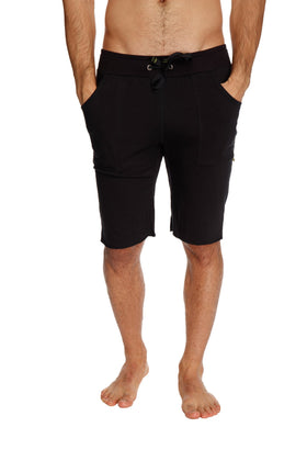 Eco-Track Short (Black) Mens Shorts 4-rth
