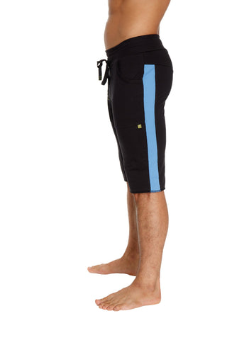 Eco-Track Short (Black w/Ice) Mens Shorts 4-rth