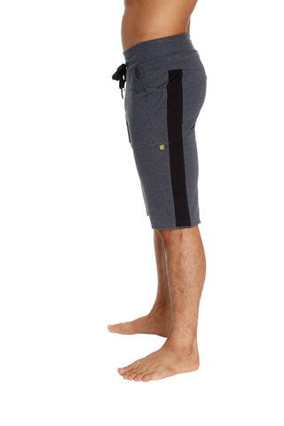 Eco-Track Short (Charcoal w/Black) Mens Shorts 4-rth