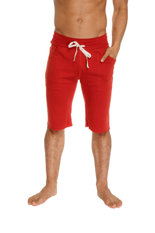 Eco-Track Short (Cinnabar) Mens Shorts 4-rth