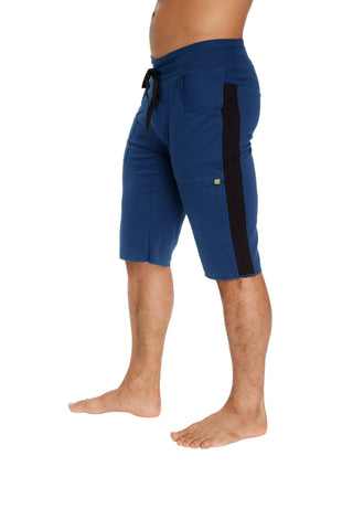 Eco-Track Short (Royal Blue w/Black) Mens Shorts 4-rth