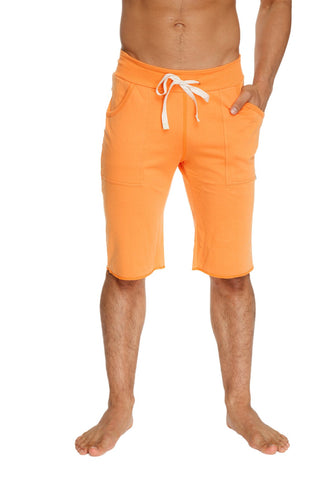 Eco-Track Short (Sun Orange) Mens Shorts 4-rth