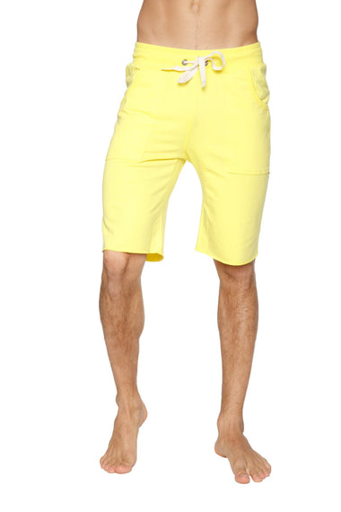 Eco-Track Short (Tropic Yellow) Mens Shorts 4-rth