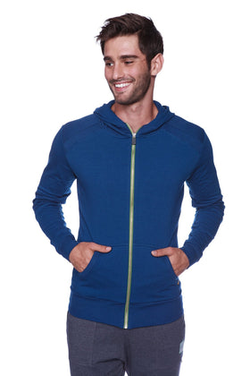 Edge Crossover Hoodie (Royal Blue) Edge Hoodies 4-rth
