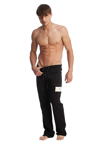 Edge Eco-Track Pant (Black) Edge Pants 4-rth