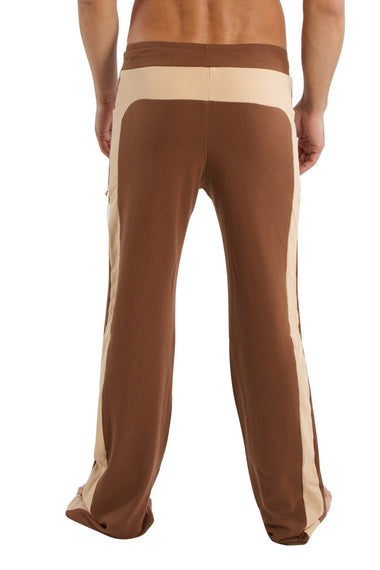 Edge Eco-Track Pant (Chocolate w/Sand) Edge Pants 4-rth
