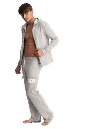 Edge Eco-Track Pant (Heather Grey) Edge Pants 4-rth