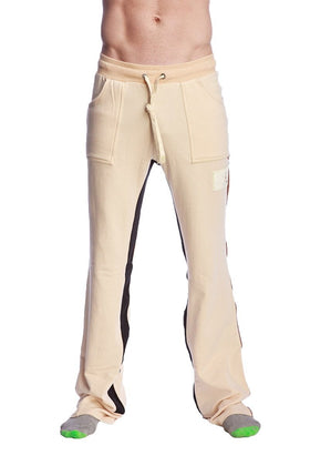 Edge Eco-Track Pant (Sand w/Chocolate & Black) Edge Pants 4-rth