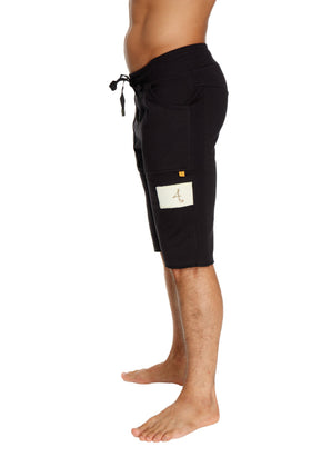 Edge Eco-Track Short (Black) Edge Shorts 4-rth