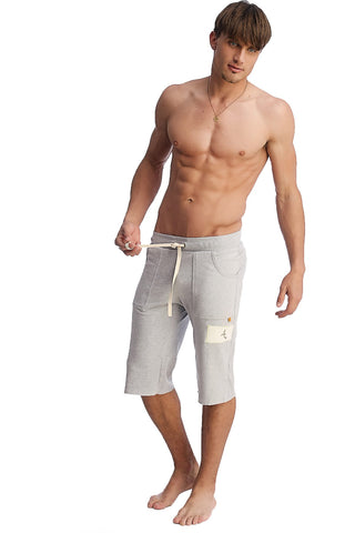 Edge Eco-Track Short (Heather Grey) Edge Shorts 4-rth