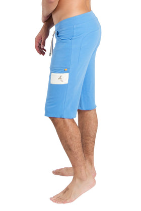 Edge Eco-Track Short (Ice Blue) Edge Shorts 4-rth