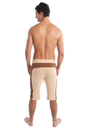 Edge Eco-Track Short (Sand w/Chocolate) Edge Shorts 4-rth