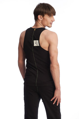 Edge Sustain Tank Top (Black) Edge Tanks 4-rth