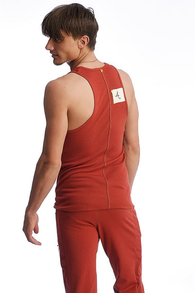 Edge Sustain Tank Top (Cinnabar) Edge Tanks 4-rth